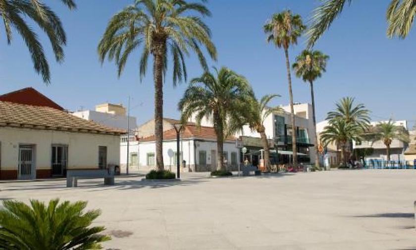 AlgorfaMedvilla Spanje