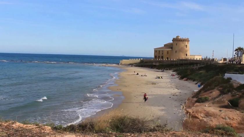 Torre de la HoradadaMedvilla Spanje