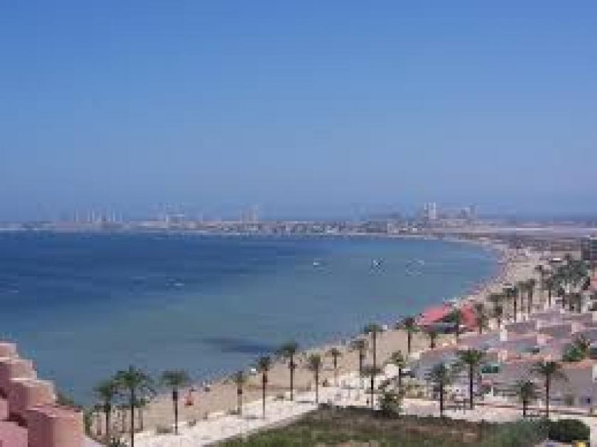 Playa HondaMedvilla Spanje