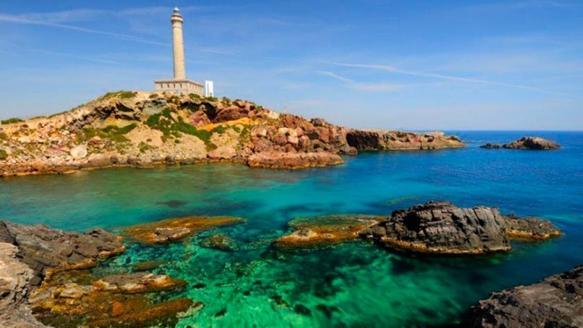 Cabo de PalosMedvilla Spanje