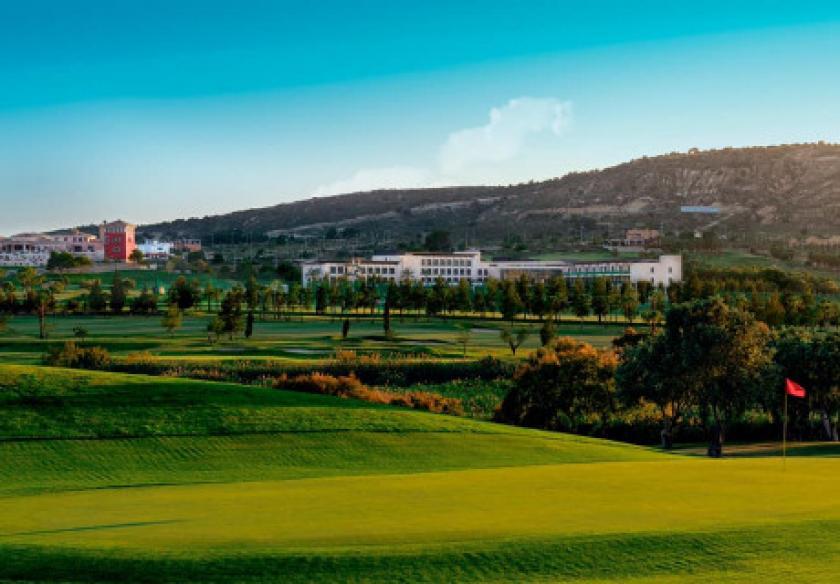 La Finca GolfMedvilla Spanje