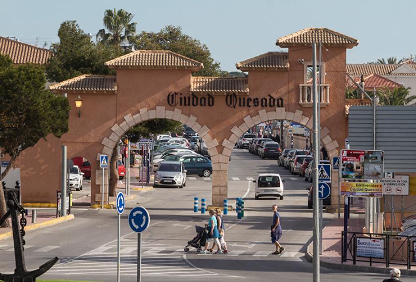 Ciudad QuesadaMedvilla Spanje