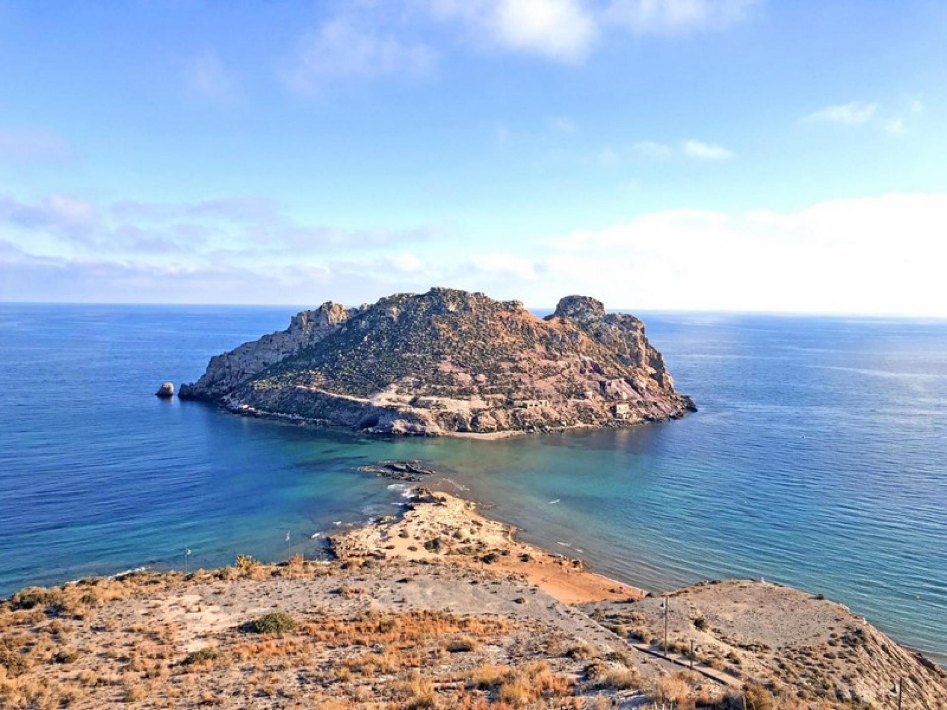 Isea Calma - Aguilas (Costa Calida)