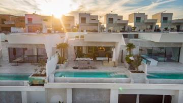 Villas Oceanic - Ciudad Quesada (Costa Blanca) - Medvilla Spanje