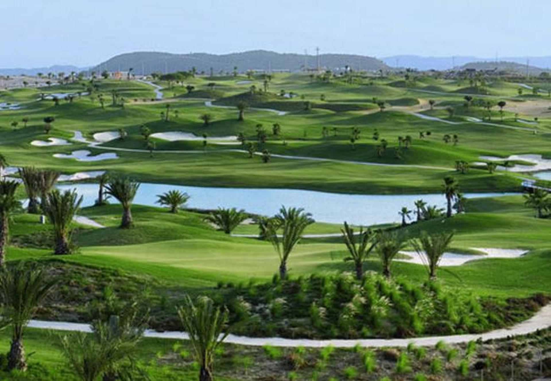 Maui villa - Vistabella golf (Alicante)