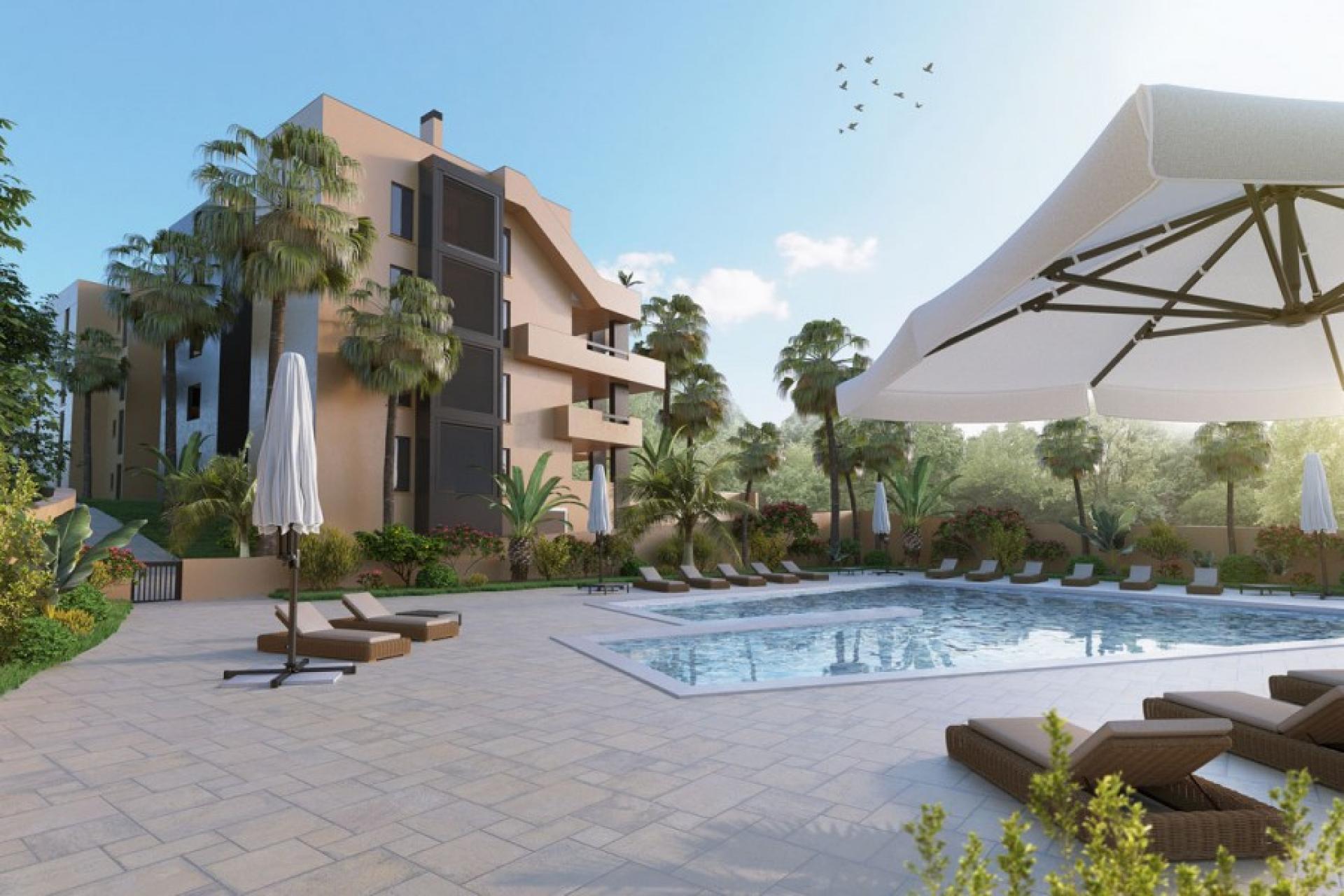Palapa golf residencial - Villamartin