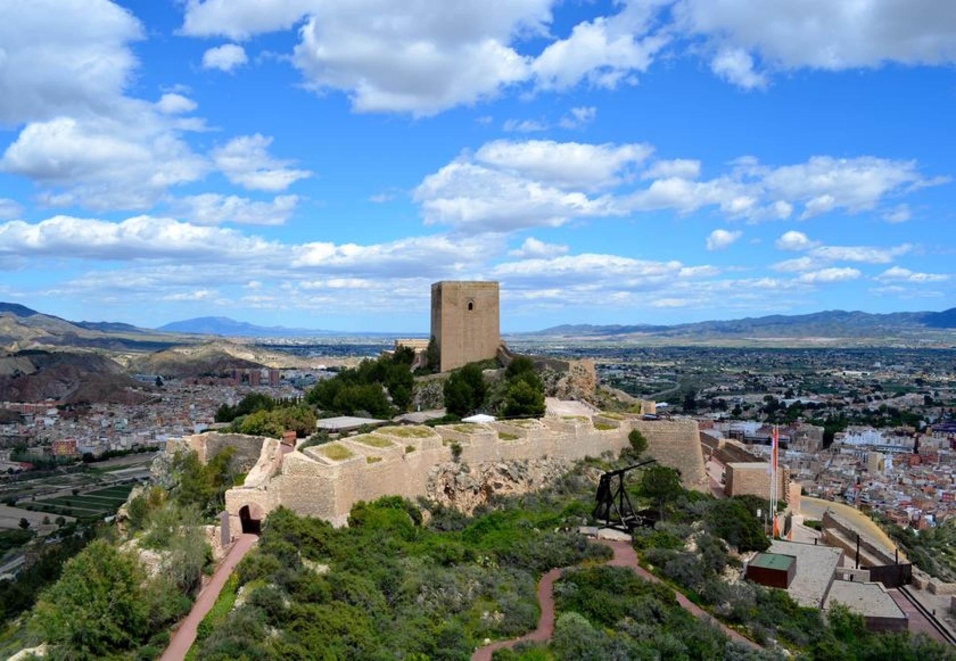 Hacienda San Juan - Lorca (Murcia)