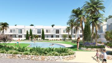 Villa Amalia Mediterranean Gardens (Torrevieja) - Medvilla Spanje