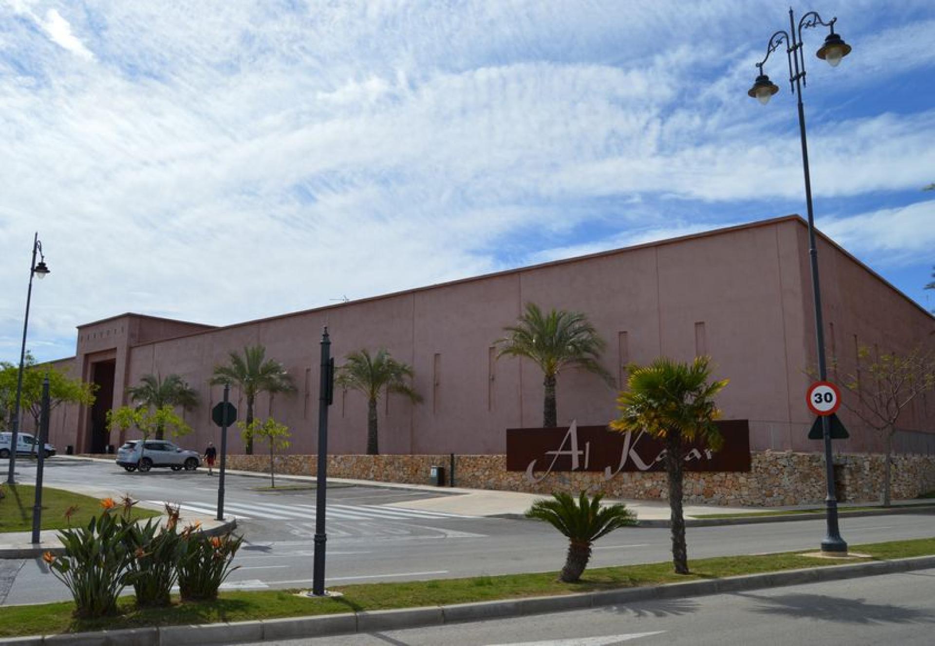 Mirador del Condado - Condado de Alhama (Murcia)