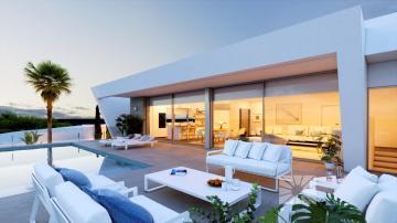 Lirios Design - Cumbre del Sol, Benitachell - Medvilla Spanje