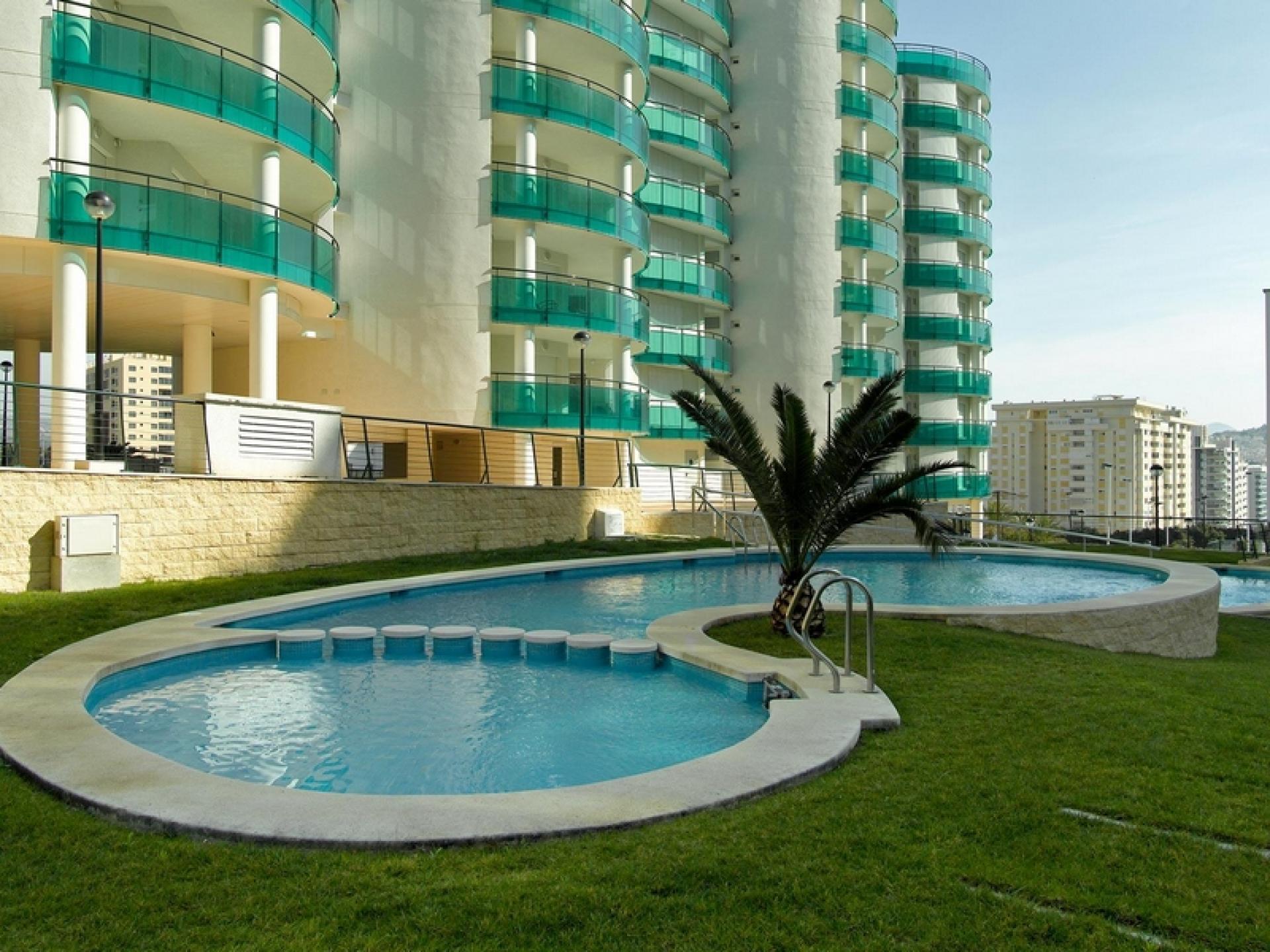 Vila Park - Cala Finestrat, Benidorm, Costa Blanca Noord