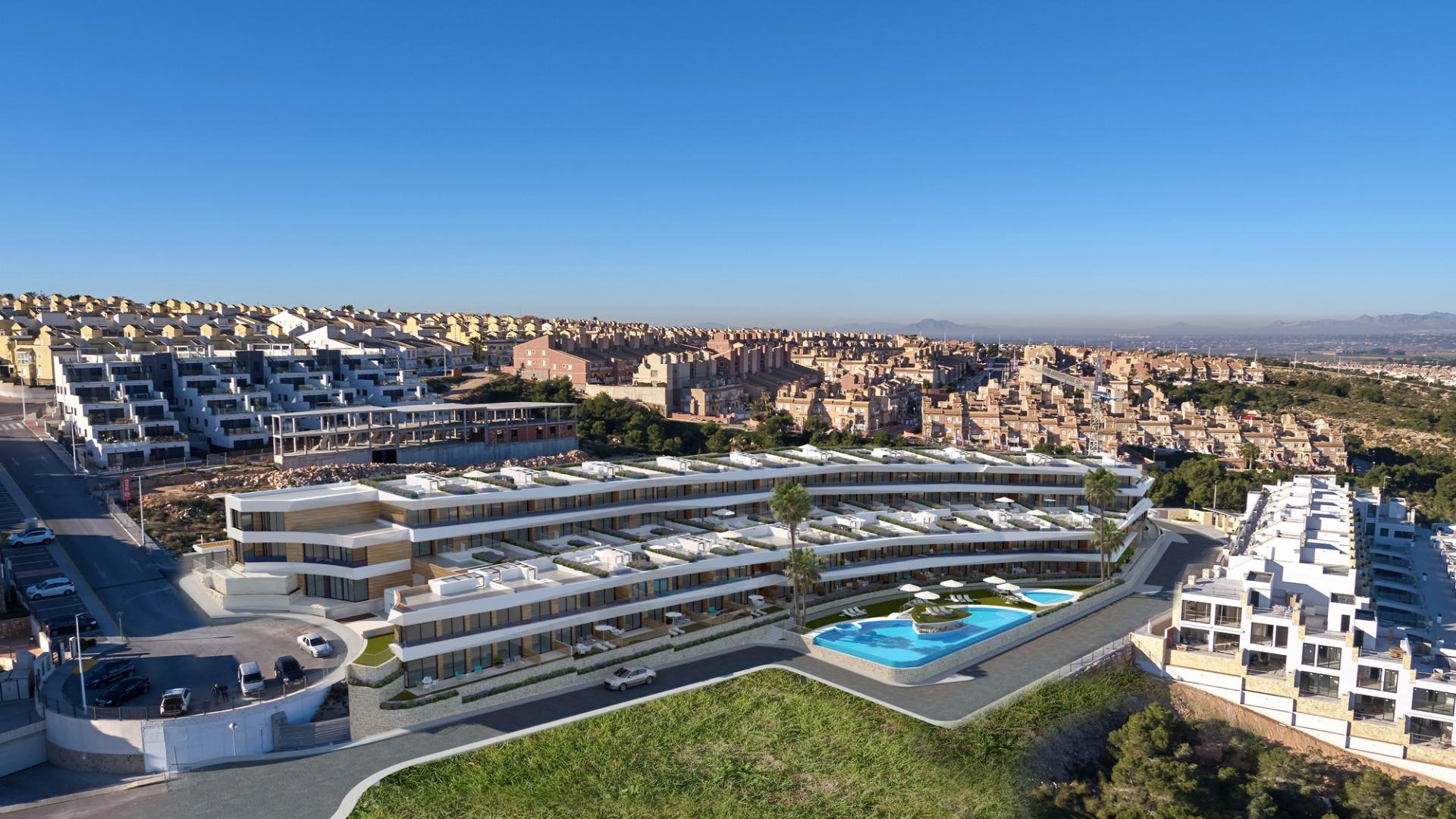 Aura - Gran Alacant, Alicante