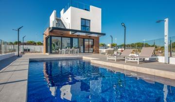 Royal park golf - La Finca Golf, Algorfa - Medvilla Spanje