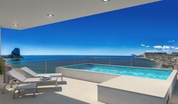 Arenales Suites - Calpe, Costa Blanca - Espagne - Medvilla Spanje