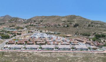 Los Altos de Alicante 4ème phase - Busot, zone de golf de Bonalba - Medvilla Spanje