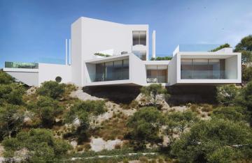 Morning Breeze de Monica Armani sur le golf de Las Colinas - Medvilla Spanje