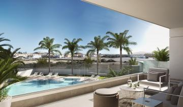 Edificio Nuevo Milenio - Appartements à San Juan de los Terreros - Medvilla Spanje