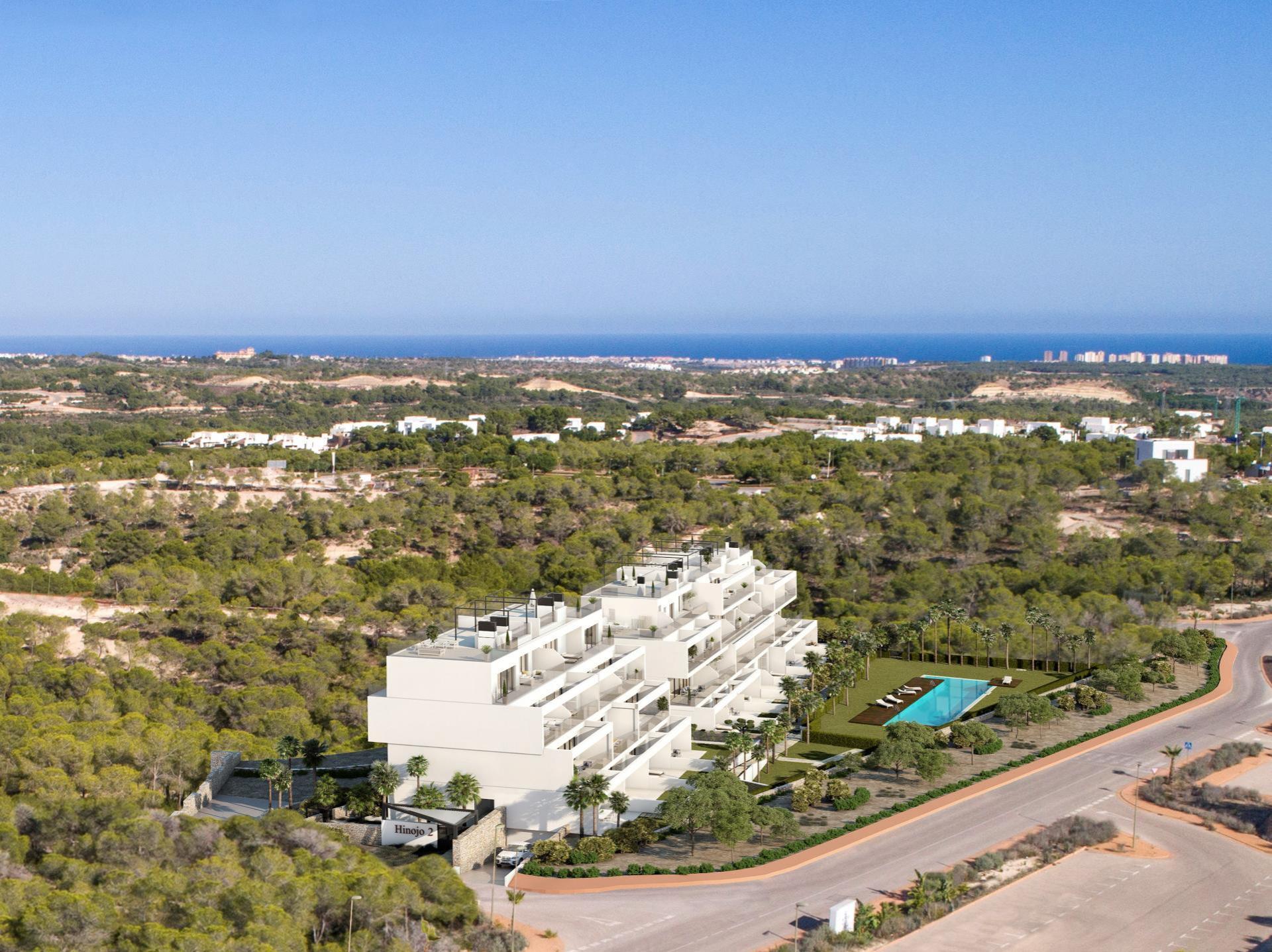 Hinojo - Las Colinas golf (Alicante)