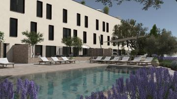 Residencial Entre Olivos - Nou Nazaret, San Juan de Alicante - Medvilla Spanje