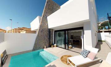 Villa Sol - San Pedro del Pinatar - Costa Calida - Medvilla Spanje