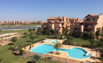 Mar Menor Golf resort - Costa Cálida - Medvilla Spanje