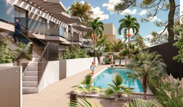 Elisa Beach Residencial - Santiago de la Ribera - Medvilla Spanje