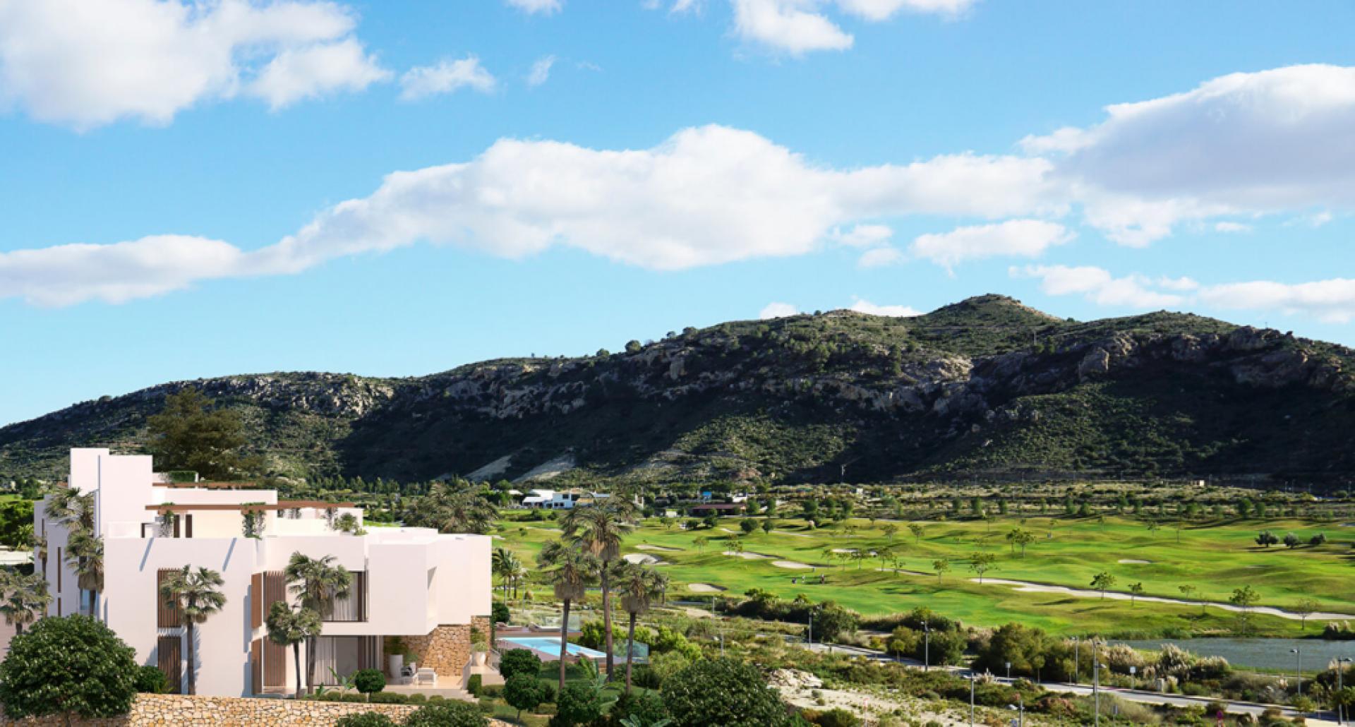 Annapurna - Font de llop golf - Aspe (Alicante)