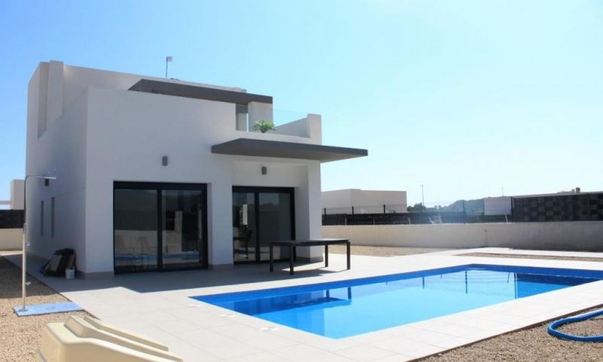 Zelf bouwen in Spanje (Alicante)