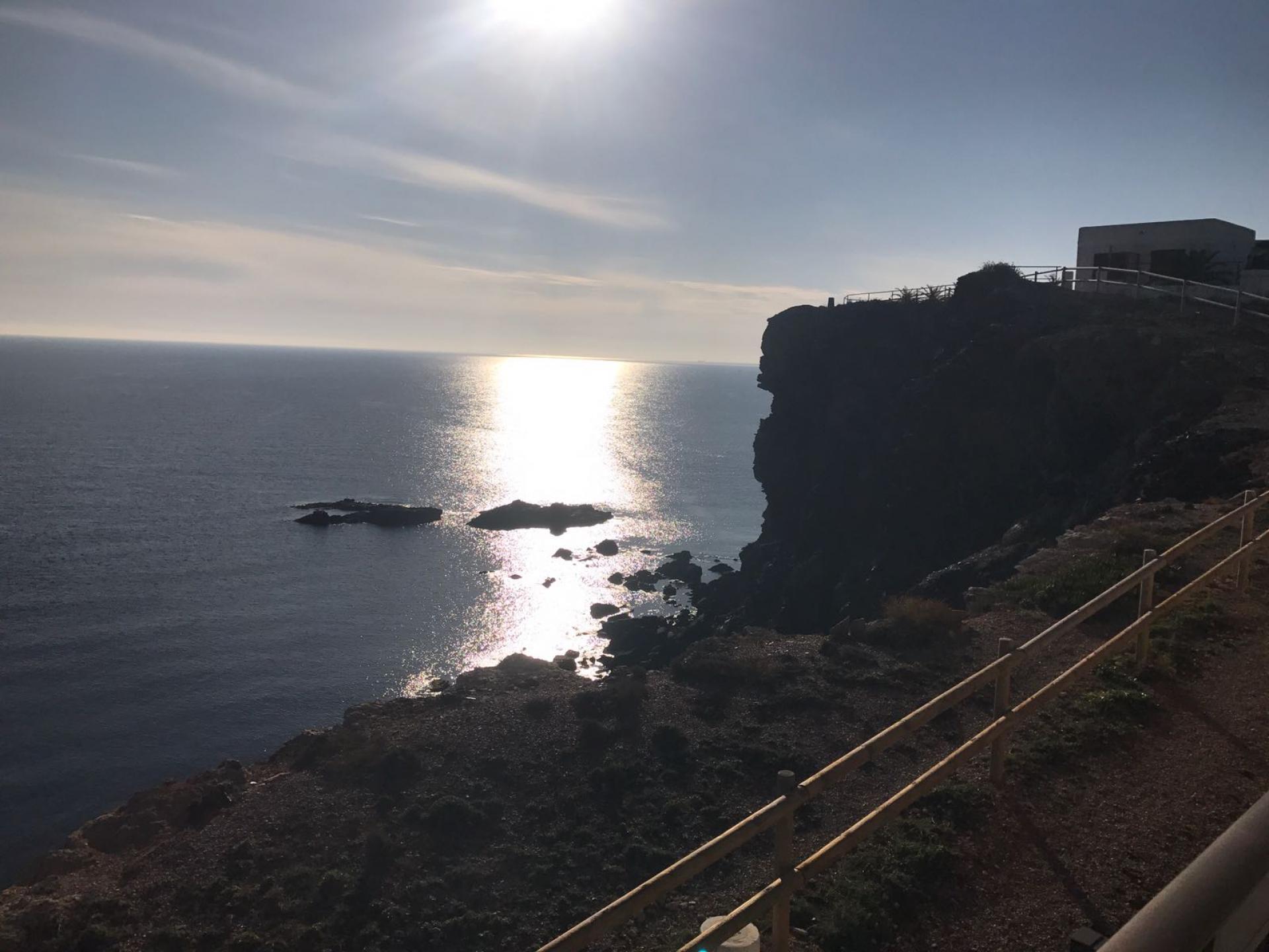 Luxevilla in Cabo de Palos, Murcia in Medvilla Spanje