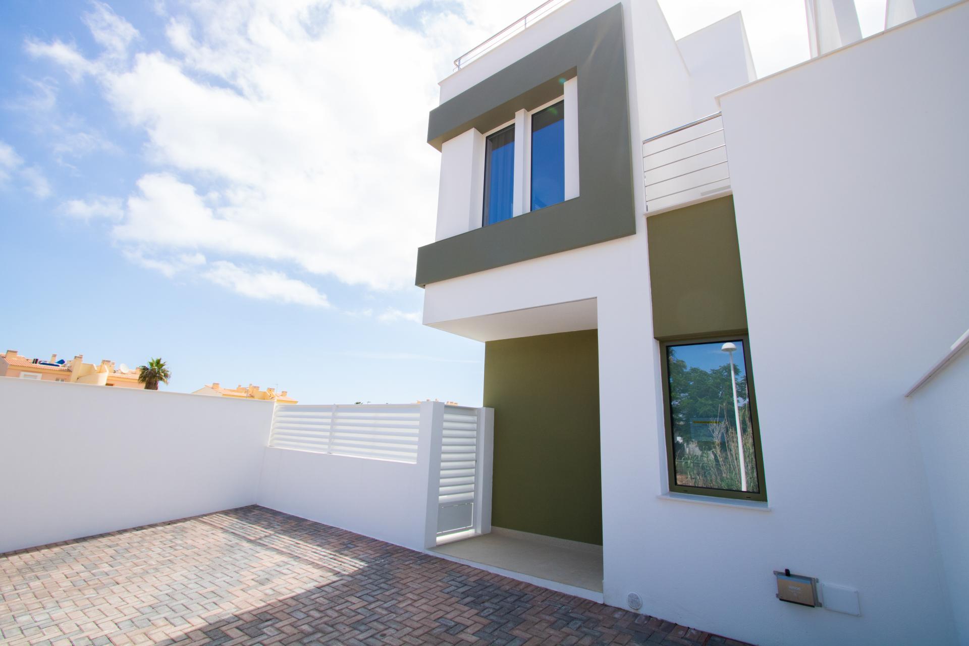 2 Slaapkamer Geschakelde woningen in Denia - Nieuwbouw in Medvilla Spanje