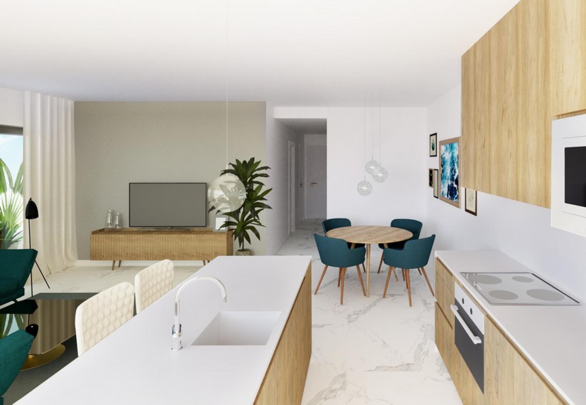 Appartementen te koop Guardamar del Segura, Spanje in Medvilla Spanje