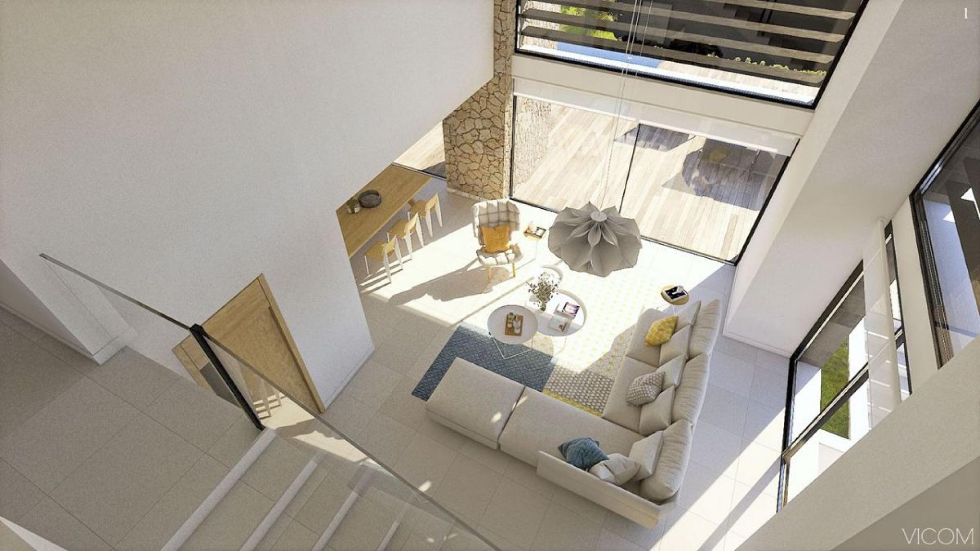 Villa Estrella Moderne Luxe Villa te Koop Cumbre del Sol in Medvilla Spanje