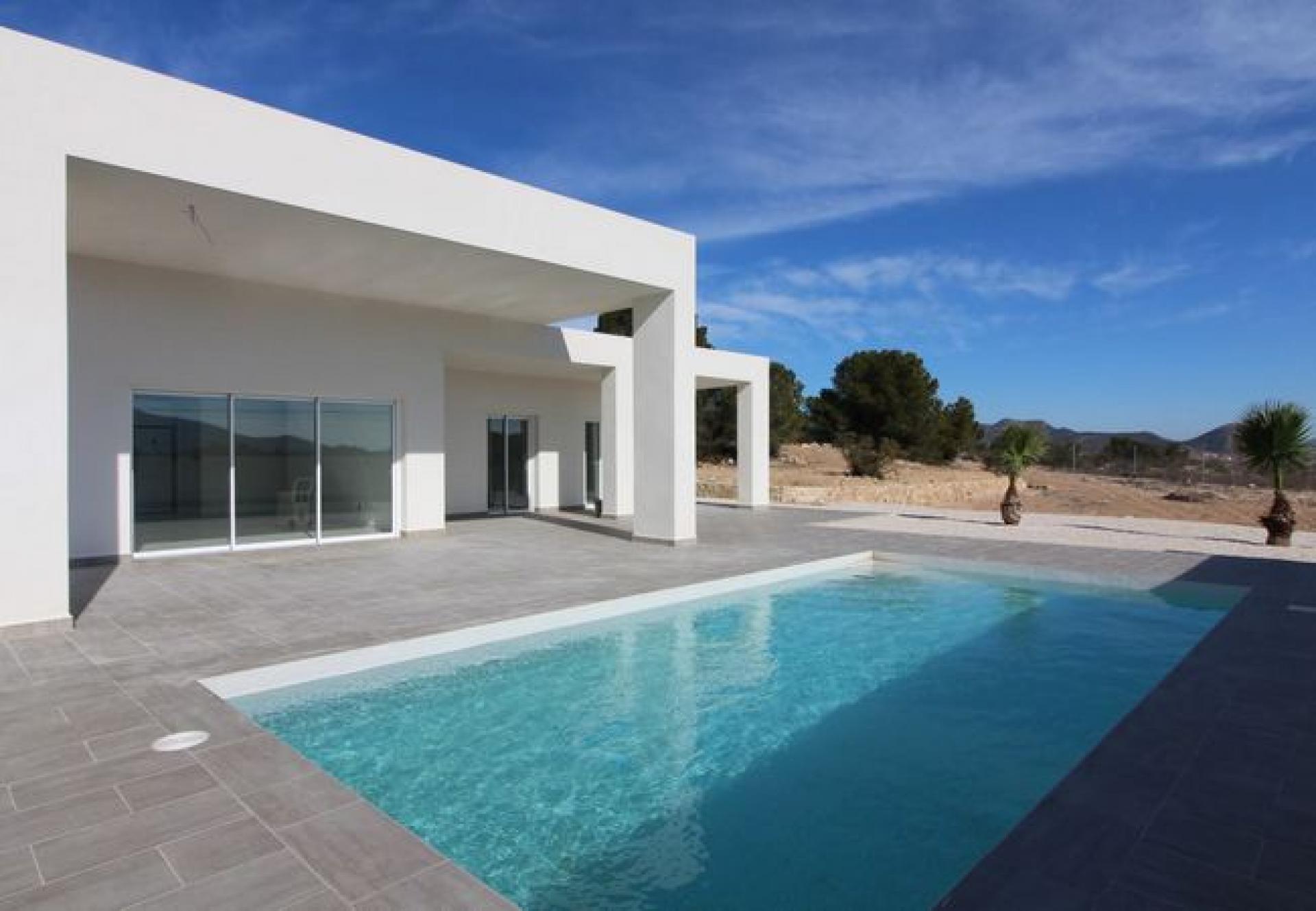 Huis - Villa te bouwen Costa Blanca - Spanje in Medvilla Spanje