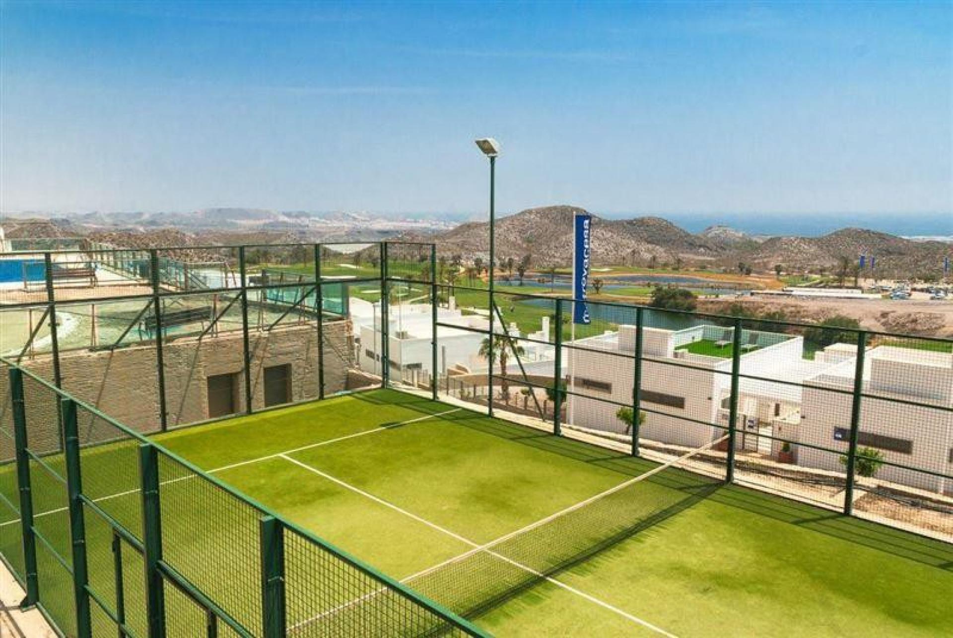 2 Slaapkamer Appartement met terras in San Juan de los Terreros - Nieuwbouw in Medvilla Spanje