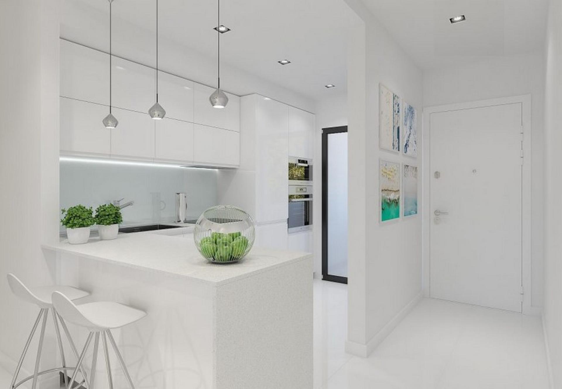 2 Slaapkamer Appartement met terras in Gran Alacant - Nieuwbouw in Medvilla Spanje