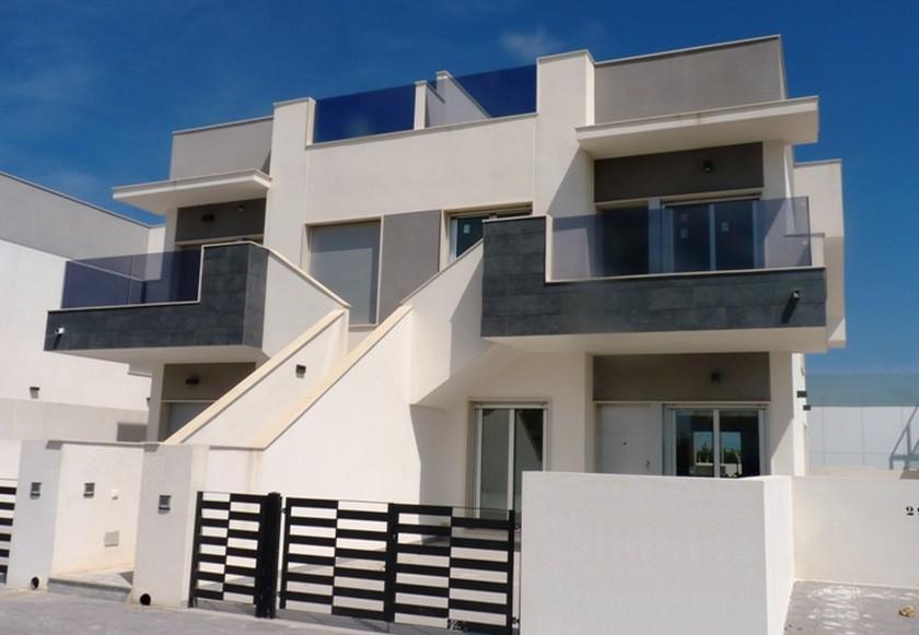 2 Slaapkamer Appartement met solarium in Pilar de la Horadada in Medvilla Spanje