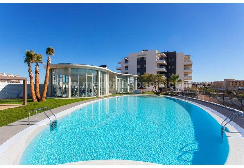 3 Slaapkamer Appartement met tuin in La Zenia in Medvilla Spanje
