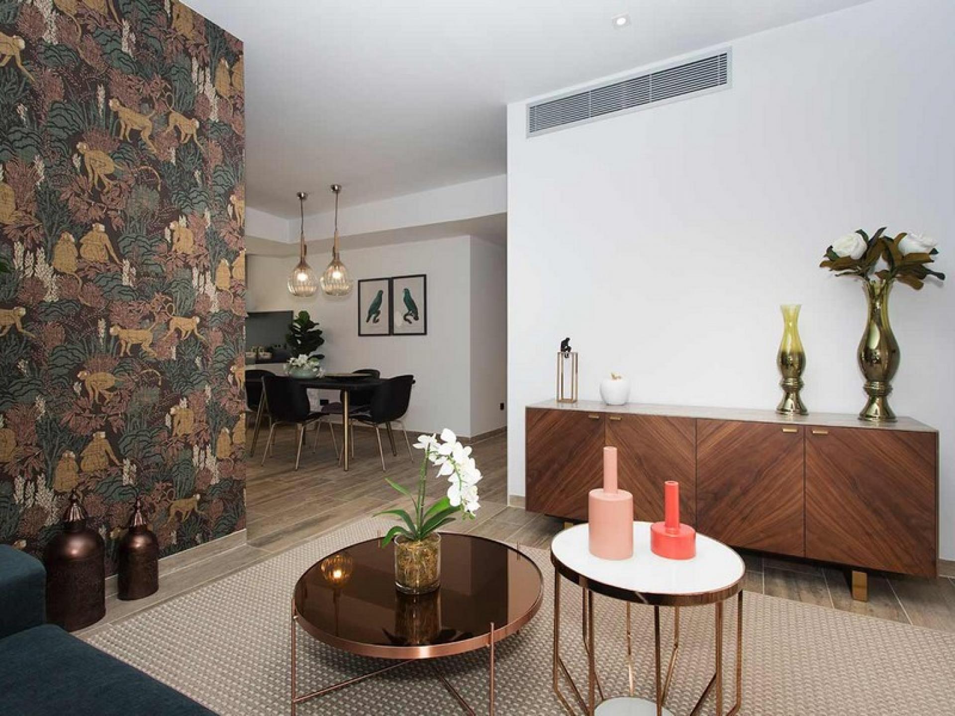 Luxe appartementen op de bovenste verdieping in Punta Prima, Orihuela Costa in Medvilla Spanje