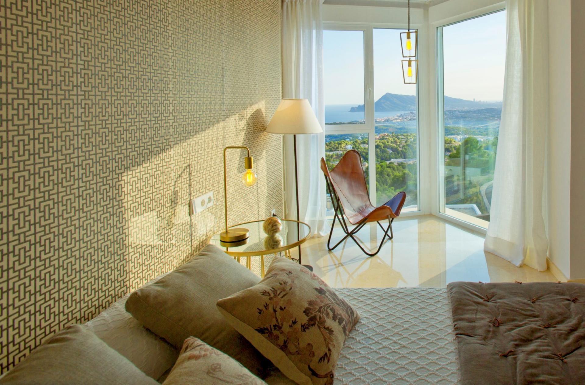 Luxe nieuwbouw Villa in Altea, Costa Blanca in Medvilla Spanje