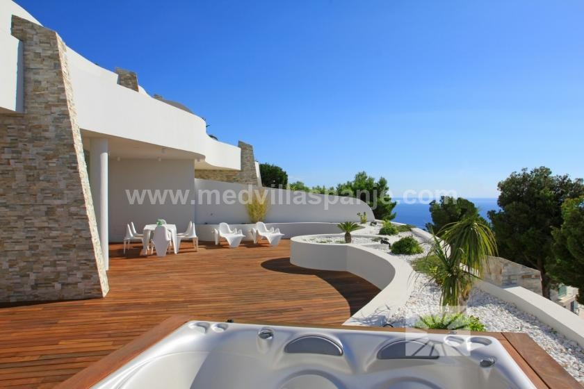 Luxe Appartement te koop in Altea, Costa Blanca Noord in Medvilla Spanje