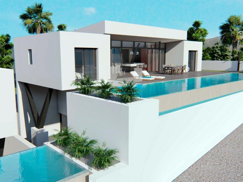 3 Slaapkamer Villa in Ciudad Quesada in Medvilla Spanje