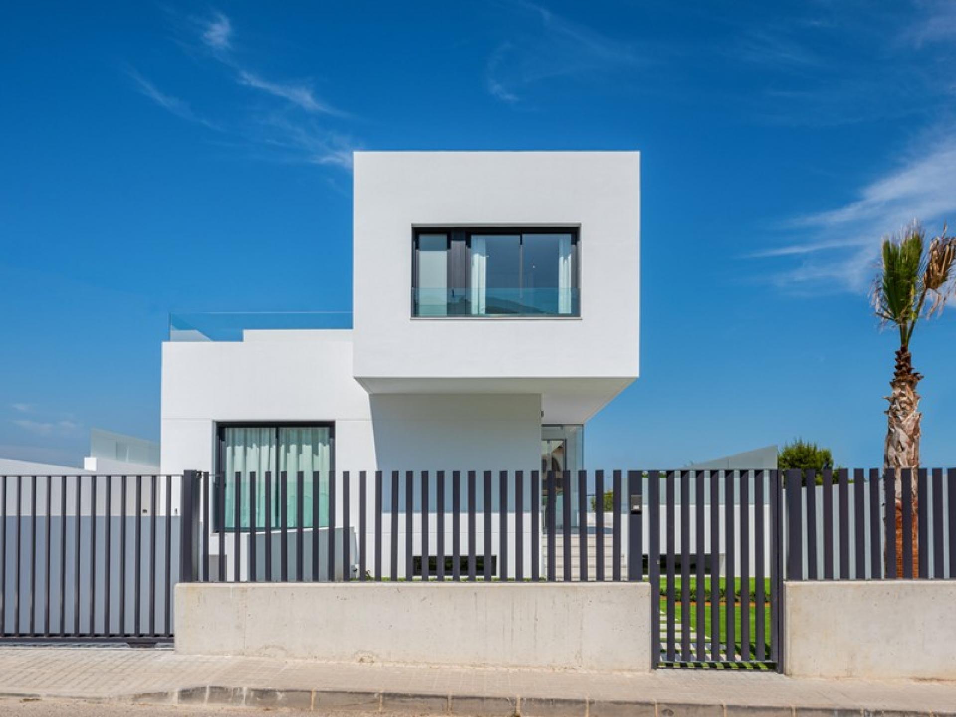 3 Slaapkamer Villa in Polop - Nieuwbouw in Medvilla Spanje