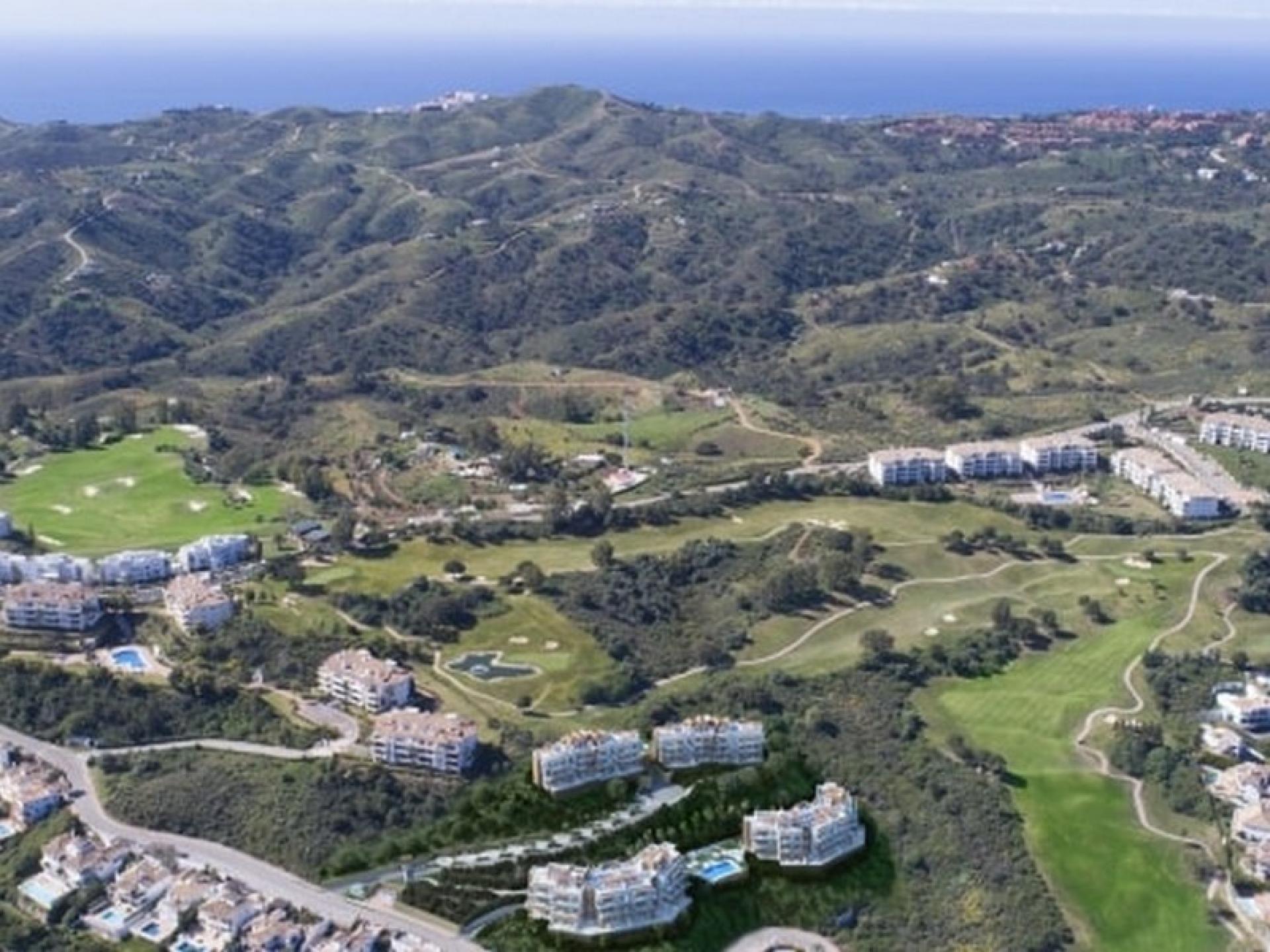 Appartement in La Cala Golf Resort in Mijas, Oost Marbella in Medvilla Spanje