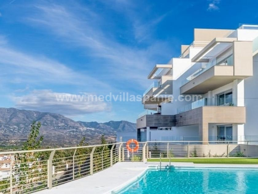 Appartement in La Cala Golf Resort in Mijas, Oost Marbella in Medvilla Spanje