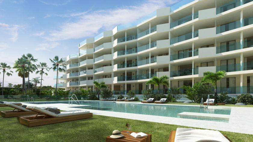 Nieuwbouwappartementen nabij Mijas - Fuengirola, Málaga in Medvilla Spanje