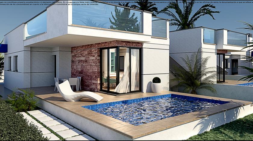 Mooie Nieuwbouwvilla's in El Verger Denia in Medvilla Spanje