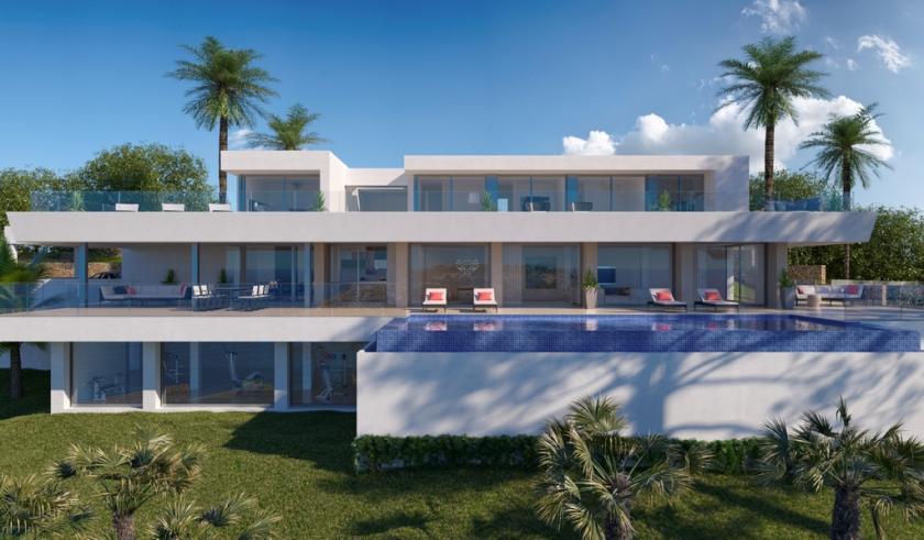 6 Slaapkamer Villa in Benitachell - Cumbre del Sol in Medvilla Spanje