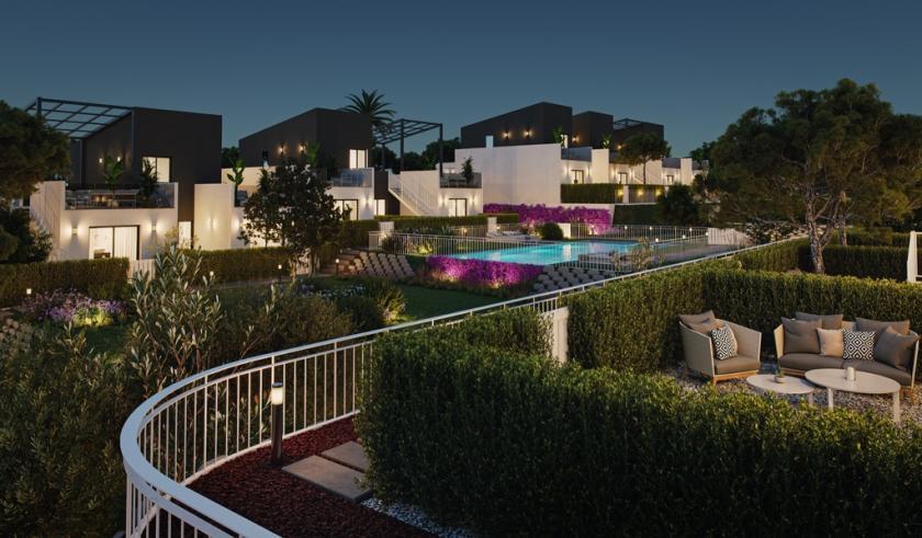 3 Slaapkamer Geschakelde woningen in Altaona Village in Medvilla Spanje
