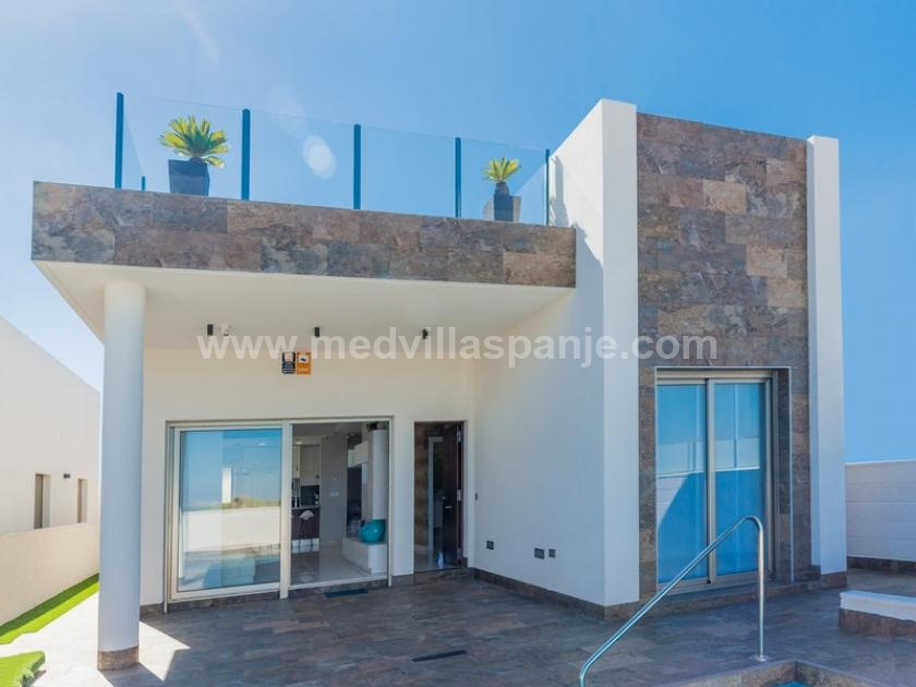 3 Slaapkamer Villa in La Zenia in Medvilla Spanje