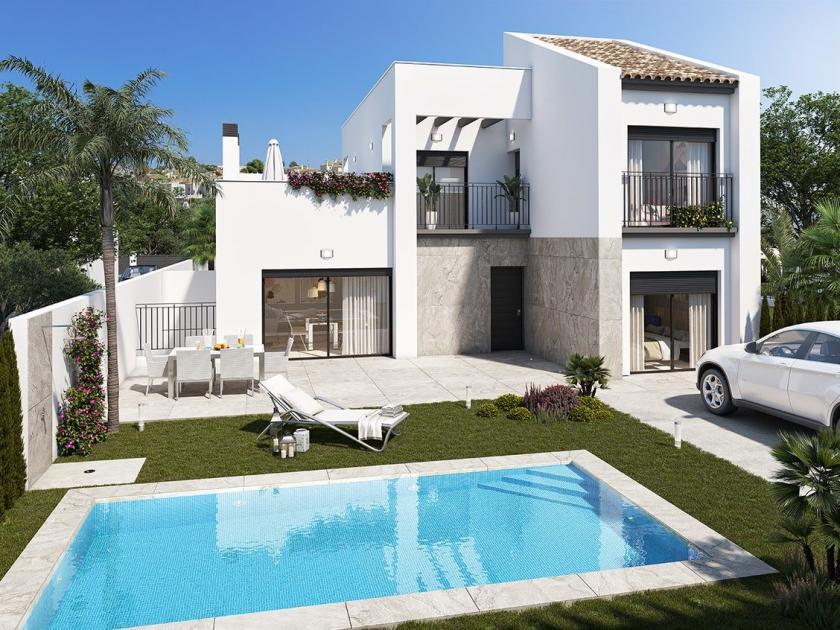 3 Slaapkamer Villa in Benijòfar in Medvilla Spanje
